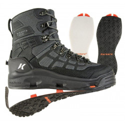 Chaussures KORKERS Wading Wraptr - 46