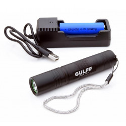 Lampe UV Gulff Pro Series 365nm 3W Rechargeable Fly Tying