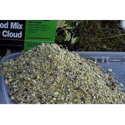 Seau de graine cuite CCMOORE Instant spod mix sweet nut cloud - 2.5Kg