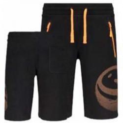 Short GURU Jersey noir L