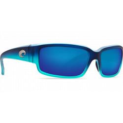 Lunettes COSTA Caballito mat caribbean fade 580G Blue mirror 0ff5e4c41ee6