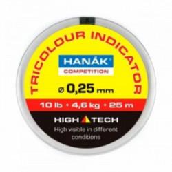 Fil HANAK Bicolor Indicator 0.25 mm 4.6kg 25m