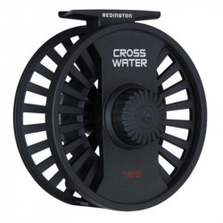 Moulinet REDINGTON Crosswater Soie 4/5/6 Noir