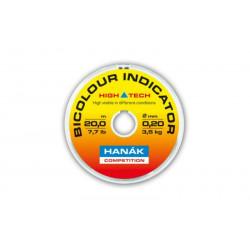 Fil HANAK Bicolor Indicator 0.20 mm 3.3kg 25m