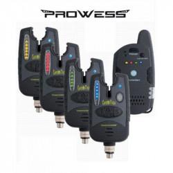 Détecteur Prowess Pack Alarm Carp Tribu 3+1
