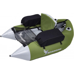 Float tube SPARROW Trium Sage/Gris