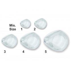 Fast Head de charette Taille M Transparent
