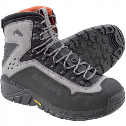 Chaussures SIMMS G3 Guide Steel Grey Vibram Taille 11/44