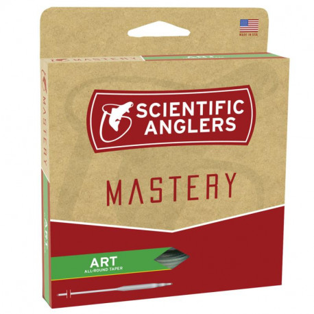 Soie Scientific Anglers Mastery WF4F