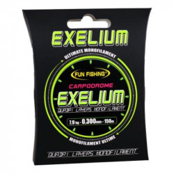 Nylon FUN FISHING Exelium - 0.16mm - 2.600Kg - 150M