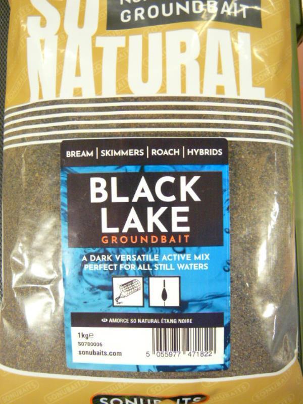 Sonubaits Groundbait So Natural Black Bream 1kg