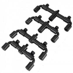 Buzz bar CYGNET Minimal swan neck Ajustable - 2 cannes - 4.5 - 6 Inch