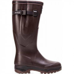 Bottes AIGLE Parcours 2 Iso Double Neoprene Brun P.43