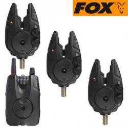Coffret FOX Micron MX centrale + 3 Détecteurs