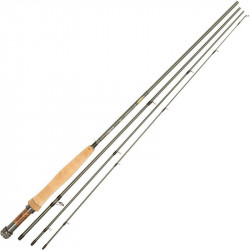 Canne GREYS GR80 Streamflex 10' Soie 5 - 4 Brins