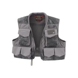 SIMMS Freestone Vest Hex flo camo XL