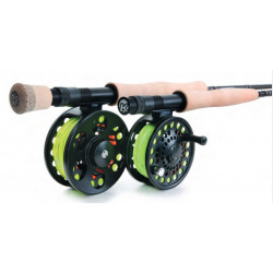 Rod Vision Pike Outfit Kit 9' -9 4PCS