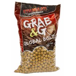 Starbaits Grab /& Go Global 10 Kg Squid /& Octopus Boilies