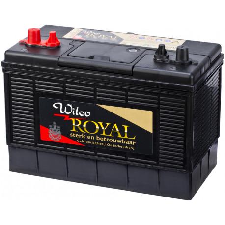 Batterie Marine Wilco Royal 12V 105AH