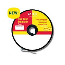 Nylon RIO Two tone indicator 27.4m 0.23mm 3.9kg