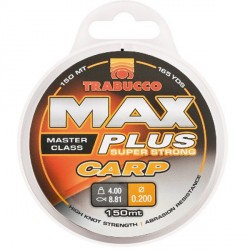 Nylon TRABUCCO Max plus Carp 300m 0.30mm 8.50kg