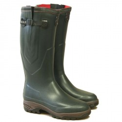 Bottes AIGLE Parcours 2 Iso Double Neoprene Bronze P.45