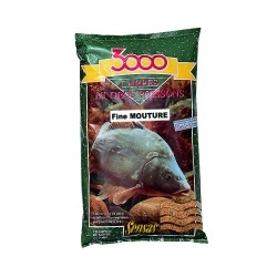 Amorce SENSAS 3000 Carpes fine mouture 3kgs