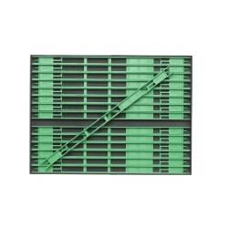 Boite SENSAS avec plioirs vert 26cm