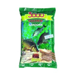 Amorce SENSAS 3000 Feeder gardons 1kg