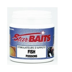 Additif STARBAITS Stimulateur d'appétit Fishl 100 G