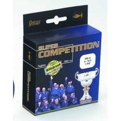 Nylon SENSAS Super compétition 300m 0.186mm