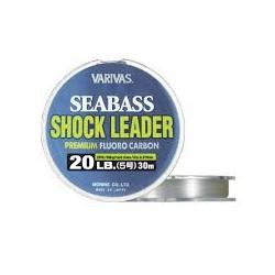 Fluorocarbone VARIVAS Seabass shock leader 30m 6kg 0.28mm