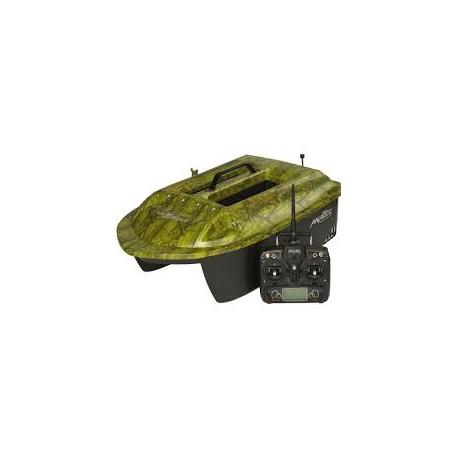 Bateau ANATEC Maxboat + téléc DE SRO7+batterie lithium