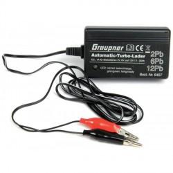Chargeur Pour Batterie 12V-7Ha + Pinces