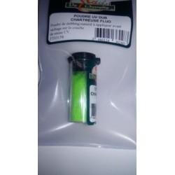 Poudre JMC UV Flash chartreuse fluo