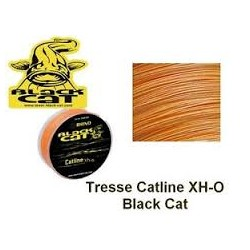 Tresse BLACK CAT Catline XH-O 0.55mm 45kg 200m