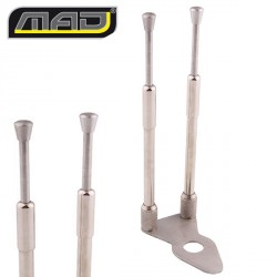Snag bars MAD Aluminium