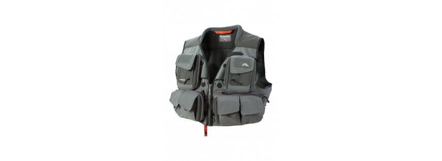 Gilet - Chest Pack