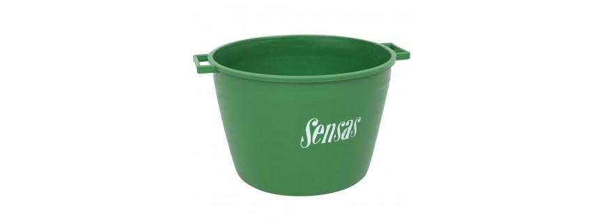 Buckets - Sieves - Accessories