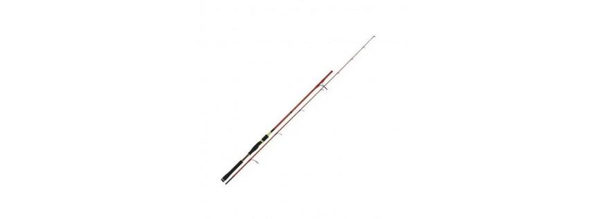 Power fishing rods