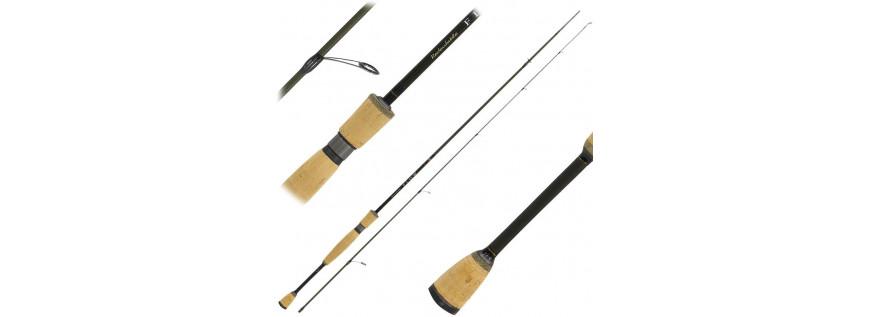 Ultra light rods